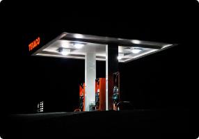 Sprzedaż paliw